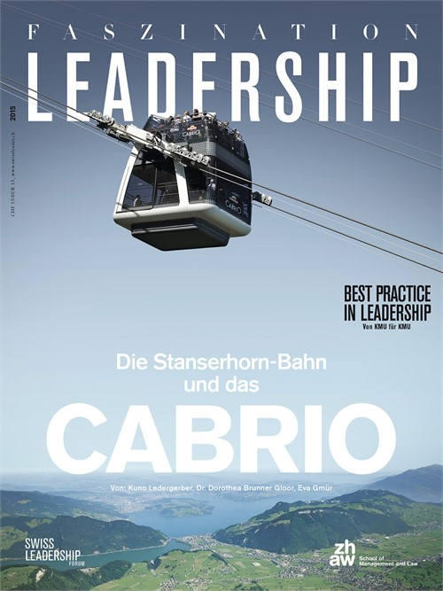 Weissbuch «Faszination Leadership» (2015/2016)